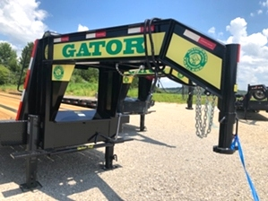 40ft Hotshot Air Ride Trailer  40ft Hotshot Air Ride Trailer. 40ft 24.9k GVWR with 12k disc brake axles