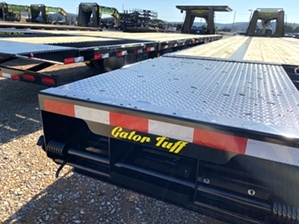 Air Ride Trailer With 37500 GVW